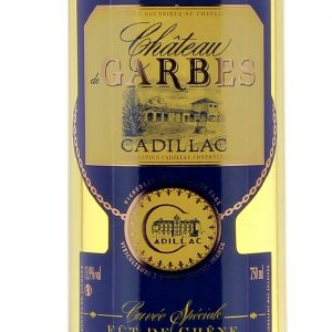 Cadillac Blanc – Cuvée fût de chêne 2018  75cl