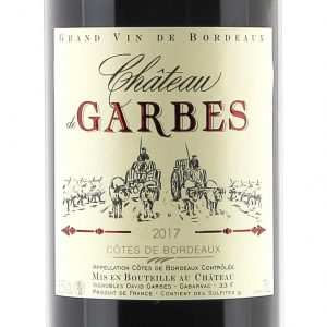 Côtes de Bordeaux Rouge – Cuvée Traditionnelle 2017  75cl