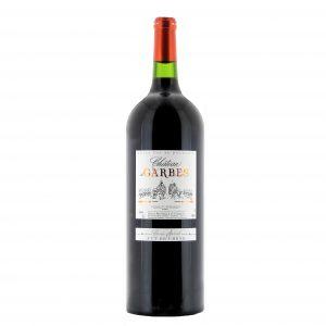 Côtes de Bordeaux rouge – Cuvée fût de chêne 2015  150cl