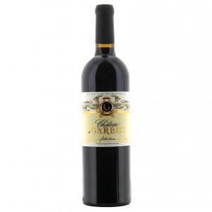 Côtes de Bordeaux Rouge – Cuvée Sélection 2015  75cl