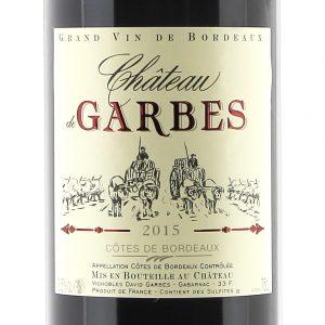 Côtes de Bordeaux Rouge – Cuvée Traditionnelle 2015  75cl