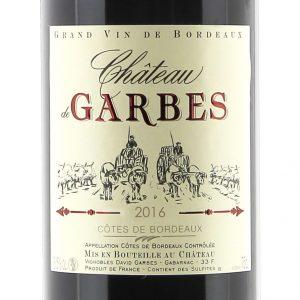 Côtes de Bordeaux Rouge – Cuvée Traditionnelle 2016  75cl