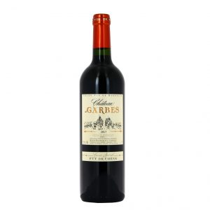 Côtes de Bordeaux Rouge – Cuvée Fût de Chêne 2017  75cl