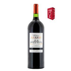 Côtes de Bordeaux rouge – Cuvée Fût de Chêne 2017 150 cl
