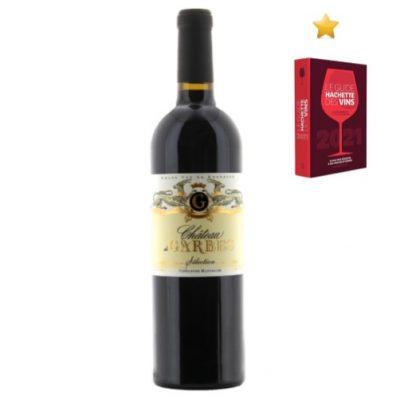 Côtes de Bordeaux Rouge – Cuvée Sélection 2017 75cl