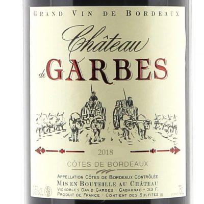 Côtes de Bordeaux Rouge – Cuvée Traditionnelle 2018  75cl