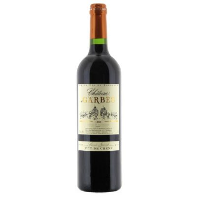 Côtes de Bordeaux Rouge – Cuvée Fût de Chêne 2018  75cl