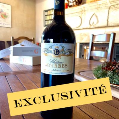 Magnum Côtes de Bordeaux Rouge Sélection 2016 – EXCLUSIVITE