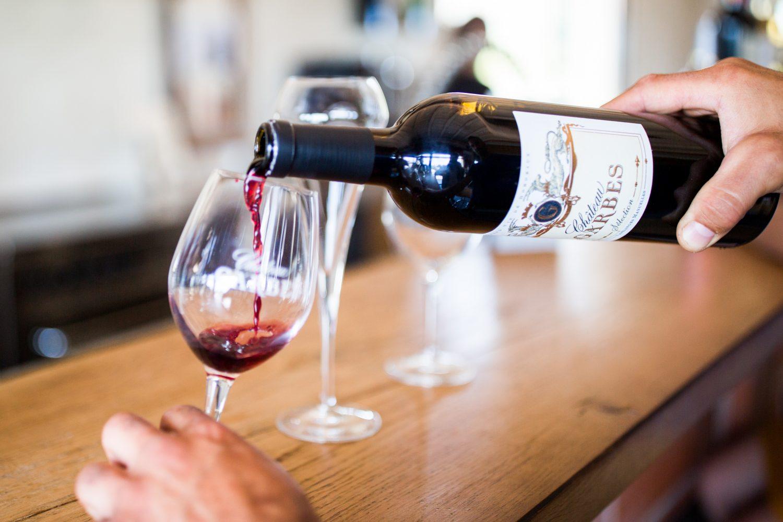 Château de Garbes - Grand vins de Bordeaux - Viticulteur récoltant  - Dégustation de vin rouge Côtes de Bordeauxau château
