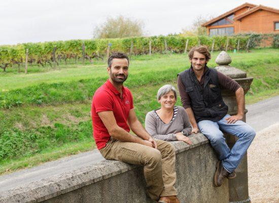 Château de Garbes - Grand vins de Bordeaux - Viticulteur récoltant - Famille DAVID pierre DAVID jean-luc DAVID