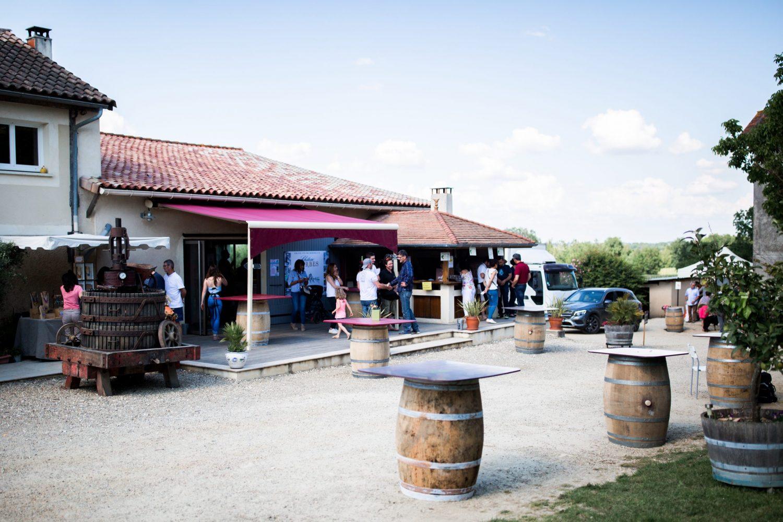 Château de Garbes - Grand vins de Bordeaux - Viticulteur récoltant  - Dégustation de nos vins au château