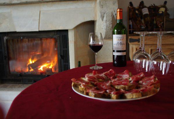 Château de Garbes - Grand vins de Bordeaux - Viticulteur récoltant - Dégustation de vins au château