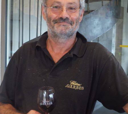 jean-luc DAVID viticulteur retraité