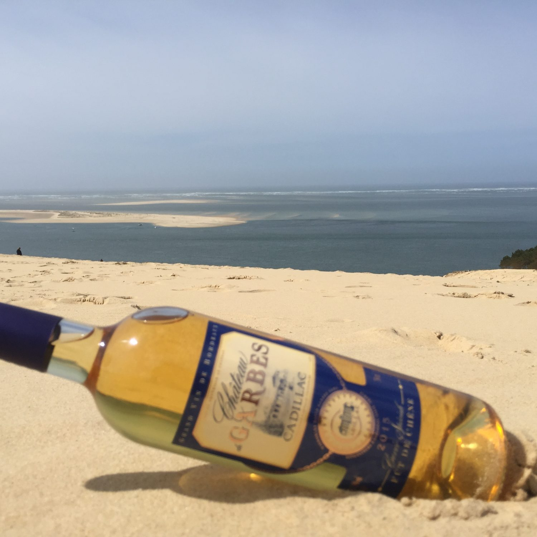 Château de Garbes - Grand vins de Bordeaux - Viticulteur récoltant  - Cadillac vin blanc 2015 Cuvée spéciale